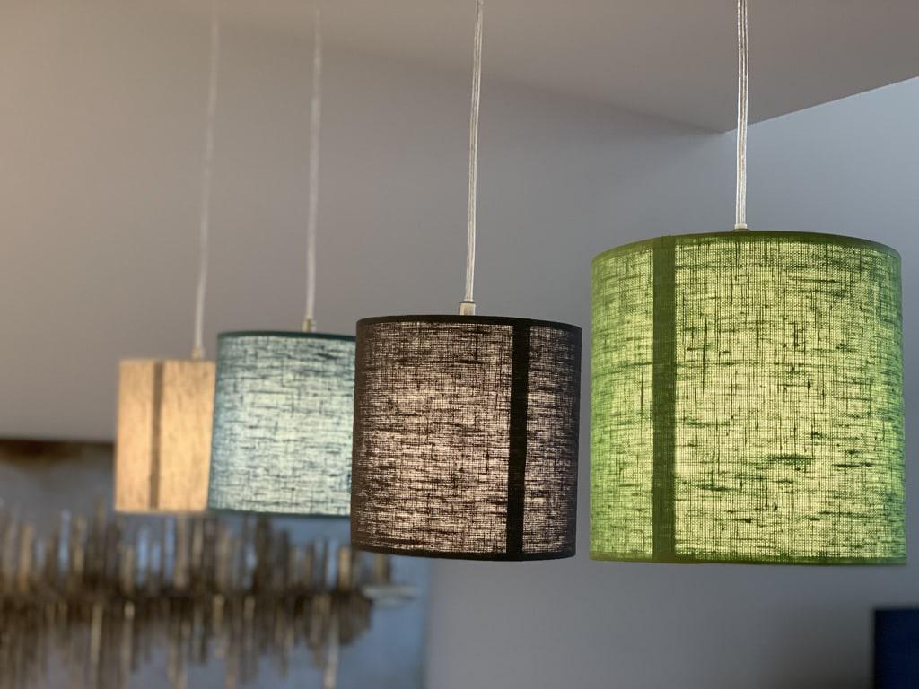 Lampen Detail